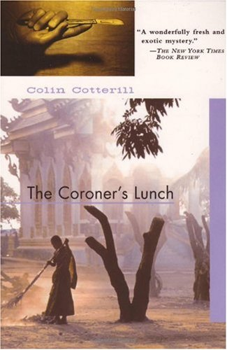 Coroner's Lunch  N/A edition cover