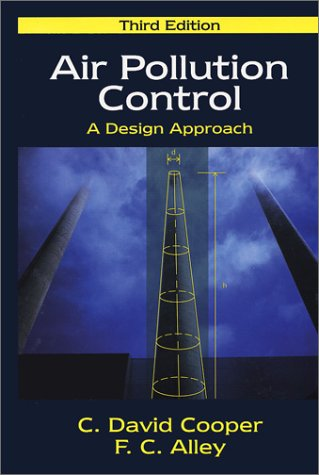 Air Pollution Control A Design Approach 3rd 2002 edition cover
