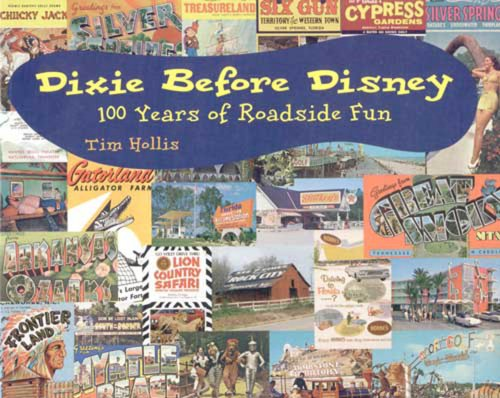Dixie Before Disney 100 Years of Roadside Fun  1999 edition cover