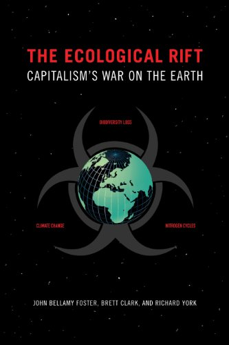 Ecological Rift Capitalism's War on the Earth  2010 edition cover
