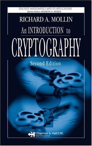 Introduction to Cryptography  2nd 2006 (Revised) edition cover