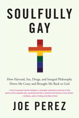 Soulfully Gay How Harvard, Sex, Drugs, and Integral Philosophy Drove Me Crazy and Brought Me Back to God  2007 9781590304181 Front Cover