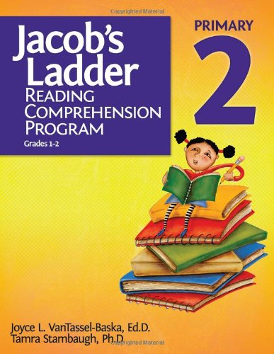 Jacob's Ladder Reading Comprehension Program - Primary 2  N/A edition cover