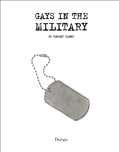 Gays in the Military  N/A 9781942084181 Front Cover
