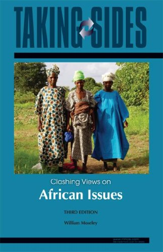Clashing Views on African Issues  3rd 2009 edition cover