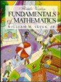 Fundamentals of Mathematics : Florida Version 7th 9780135042182 Front Cover