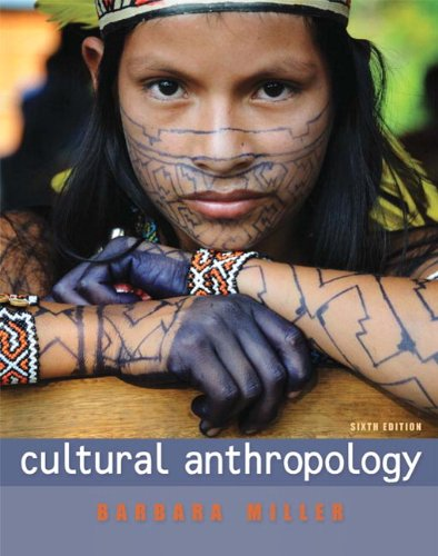 Cultural Anthropology  6th 2011 edition cover