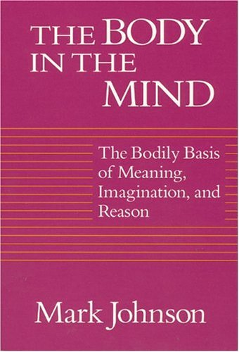 Body in the Mind The Bodily Basis of Meaning, Imagination, and Reason  1990 edition cover