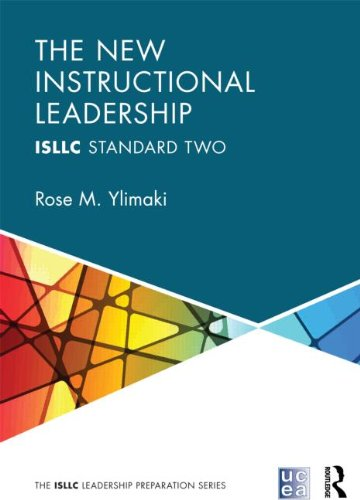 New Instructional Leadership ISLLC Standard Two  2013 edition cover