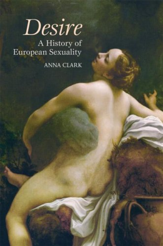 Desire A History of European Sexuality  2008 edition cover