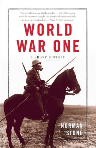 World War One A Short History  2009 edition cover