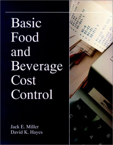 Basic Food and Beverage Cost Control   1993 9780471579182 Front Cover
