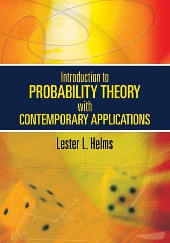 Introduction to Probability Theory with Contemporary Applications   2010 edition cover