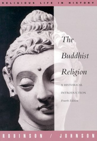 Buddhist Religions : A Historical Introduction 4th 1997 edition cover