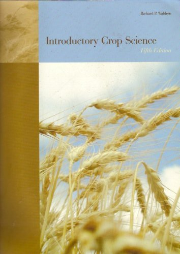 INTRODUCTORY CROP SCIENCE 5th 2004 9780536740182 Front Cover
