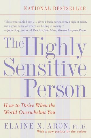 Highly Sensitive Person   1999 9780553062182 Front Cover