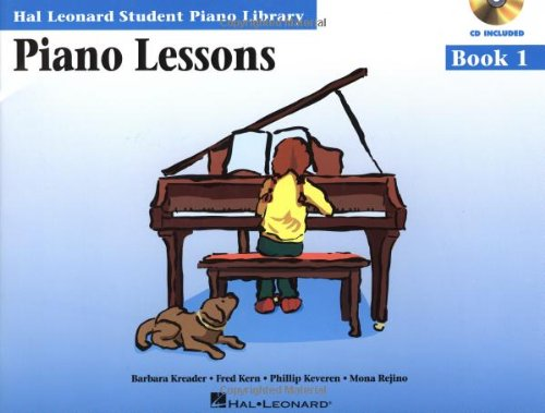 Piano Lessons  Student Manual, Study Guide, etc.  edition cover