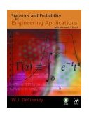 Statistics and Probability for Engineering Applications   2003 9780750676182 Front Cover