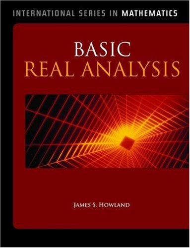 Basic Real Analysis   2010 (Revised) edition cover
