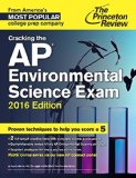 Cracking the AP Environmental Science Exam, 2016 Edition   2015 9780804126182 Front Cover