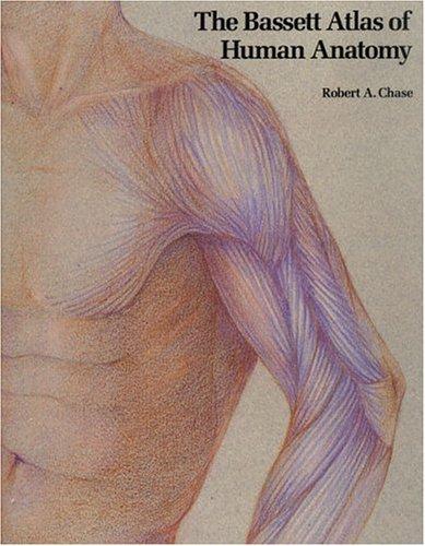 Bassett Atlas of Human Anatomy  1st 2007 edition cover