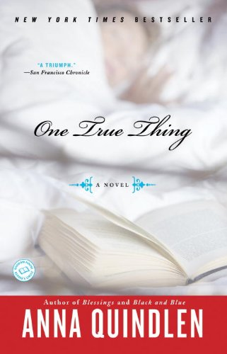 One True Thing  N/A edition cover