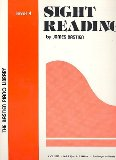 Bastien Piano Library Sight Reading Level 4 N/A edition cover