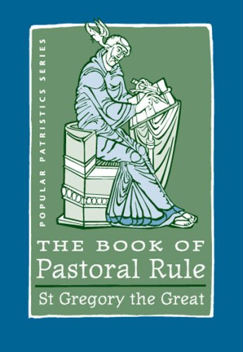 Book of Pastoral Rule  2007 edition cover
