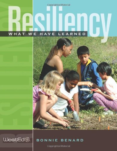 Resiliency What We Have Learned  2004 edition cover