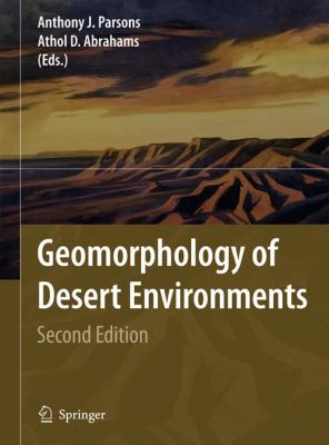 Geomorphology of Desert Environments  2nd 2009 9781402057182 Front Cover