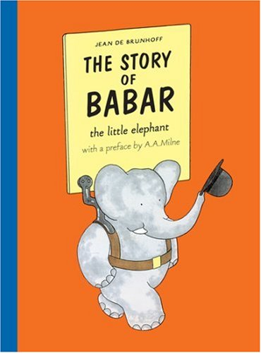 Story of Babar:   2007 9781405238182 Front Cover