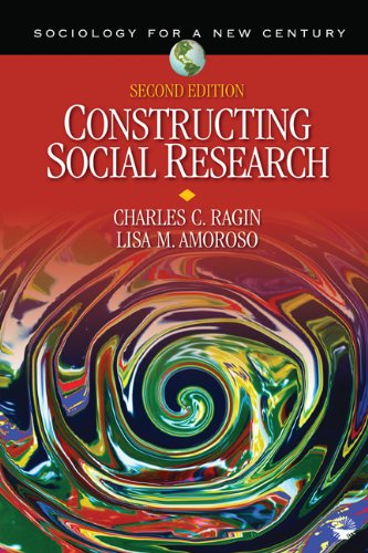 Constructing Social Research The Unity and Diversity of Method 2nd 2011 edition cover