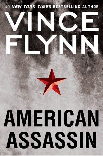 American Assassin   2010 edition cover