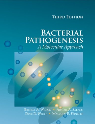 Bacterial Pathogenesis A Molecular Approach 3rd 2011 (Revised) edition cover