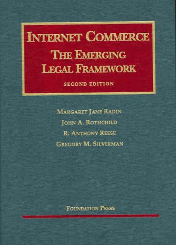 Internet Commerce  2nd 2005 (Revised) edition cover