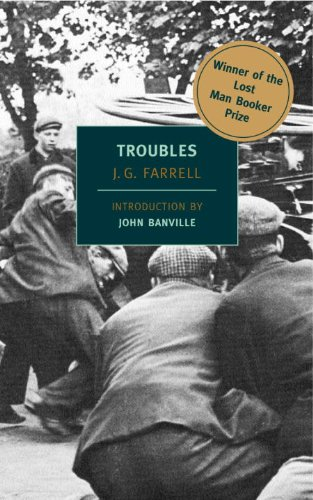 Troubles   2002 edition cover