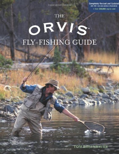 Orvis Fly-Fishing Guide   2006 (Revised) edition cover