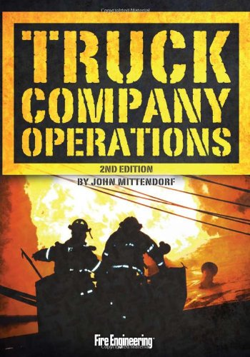 Truck Company Operations  2nd 2010 edition cover