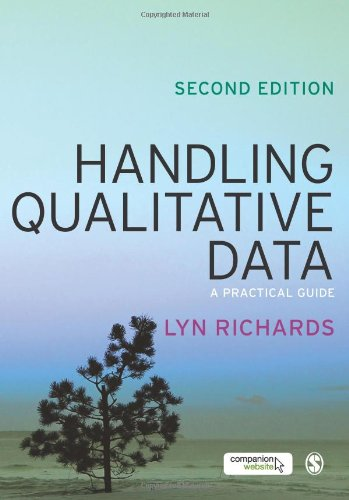 Handling Qualitative Data A Practical Guide 2nd 2010 edition cover