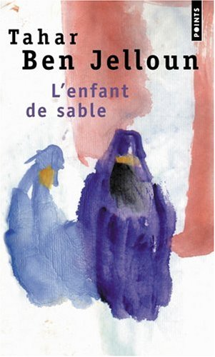 Enfant de Sable 1st edition cover