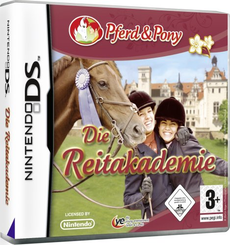 Die Reitakademie Nintendo DS artwork