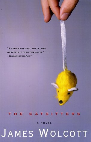 Catsitters  N/A 9780060932183 Front Cover
