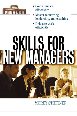 Skills for New Managers   2000 edition cover