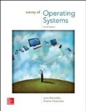 Survey of Operating Systems  4th 2015 edition cover