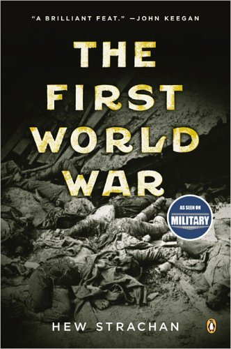 First World War   2003 edition cover