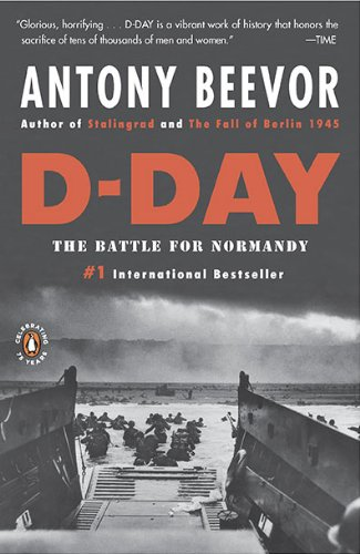 D-Day The Battle for Normandy N/A edition cover