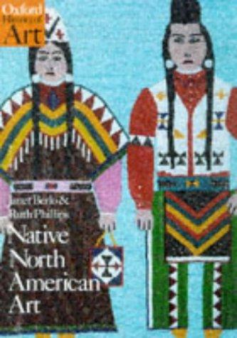 Native North American Art   1998 edition cover