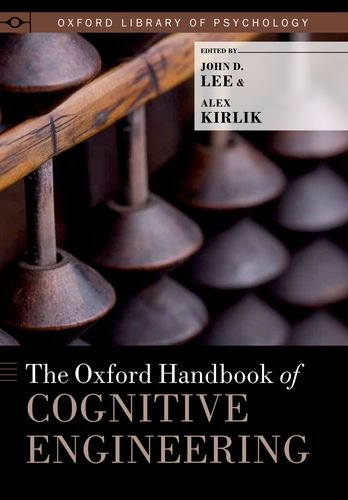 Oxford Handbook of Cognitive Engineering   2013 edition cover