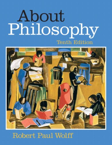 About Philosophy  10th 2009 edition cover