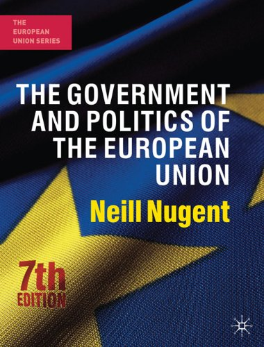 Government and Politics of the European Union  7th 2010 (Revised) edition cover